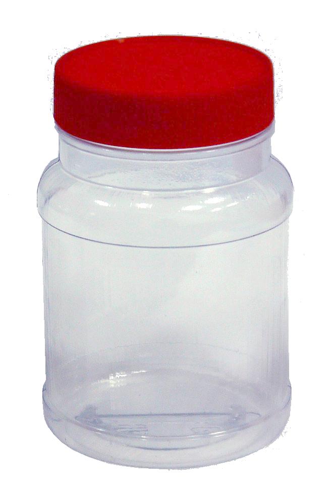 PVC食用瓶-中
