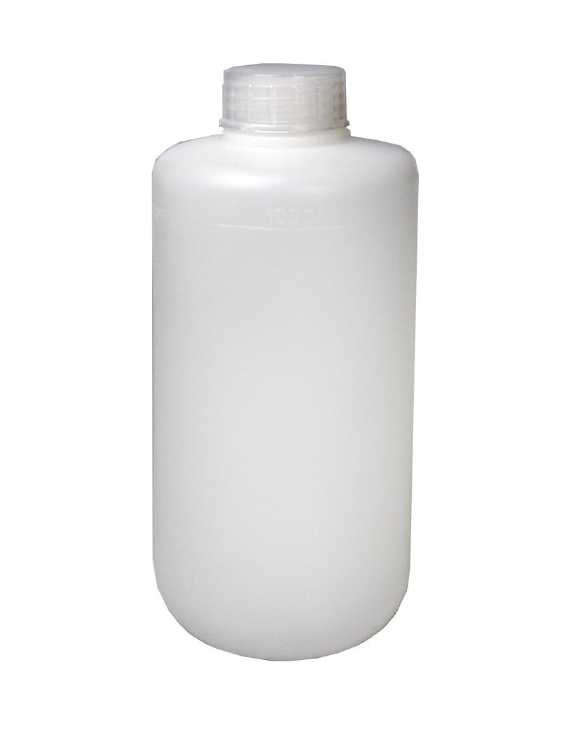 1L透明蓋刻度圓瓶